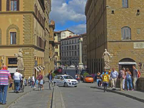 Car Rental in Florence Italy