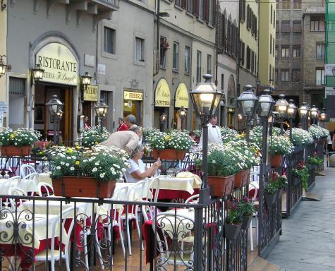 Italian Restaurants In The Sun City Area