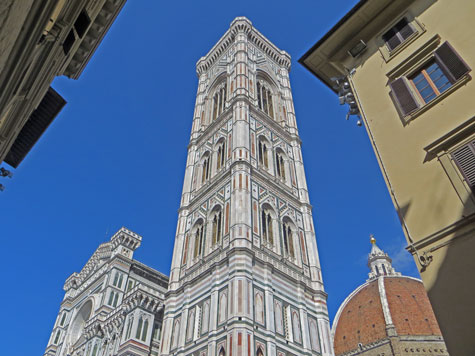 World-famous Landmarks in Florence Italy
