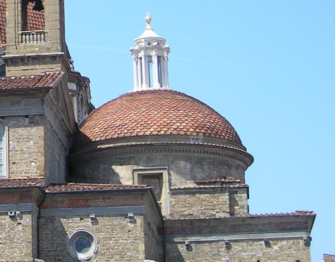 Medici Chapels in Florence Italy (Capelle Medicee)