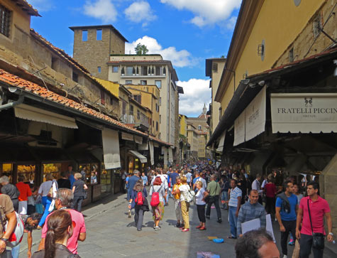 Shopping In Florence Italy